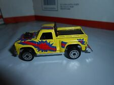 VTG 1980 KENNER FAST 111's RANGE RUNNER CHEVY PICKUP TRUCK NO PLATE/TAG DECAL