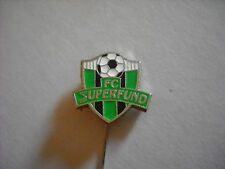 a1 SUPERFUND PASCHING FC club spilla football calcio fussball pin stifte austria