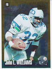 1994 Score Gold Zone #166 John L. Williams