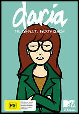 DARIA THE COMPLETE FOURTH SEASON BRAND NEW 2DVD SET!