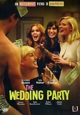 THE WEDDING PARTY  DVD COMICO-COMMEDIA