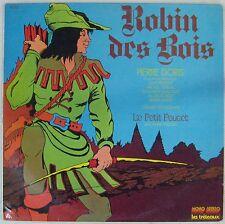Pierre Doris 33 tours Robin des Bois