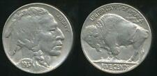 United States, 1937 5 Cents, Buffalo Nickel - Uncirculated