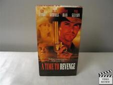 A Time to Revenge (VHS, 2003, Unrated) Ken Olandt Julie Michaels Leslie Ryan