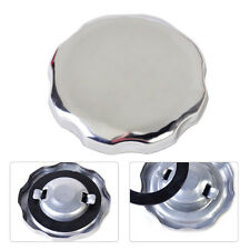 Chrome Silver Fuel Gas Tank Cap Fit For Honda GX120 GX160 GX200 GX340 152F 168F