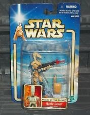 STAR WARS AOTC SAGA SERIES #11 ARENA BATTLE DROID  FIGURE