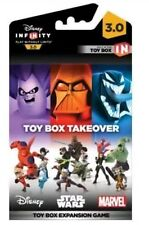 Disney Infinity 3.0 TOY BOX TAKEOVER Toybox Expansion game [PS4 PS3 XBOX] [New]