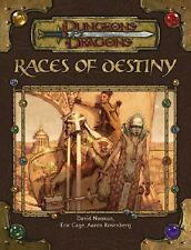 Races of Destiny (Dungeon & Dragons d20 3.5 Fantasy Roleplaying), David Noonan,