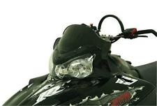 POWERMADD 11922 COBRA Windshield BLK S/M 2318-0123 10-12999