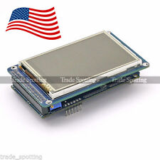 "SainSmart 3.2""TFT +TFT LCD Shield Kit for Arduino Mega2560 R3 US Shipping"