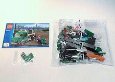 LEGO Eisenbahn LKW zum Palettentransport aus 60052