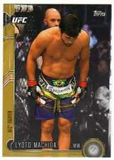 2015 Topps UFC Chronicles Gold Parallel /88 #43 Lyoto Machida