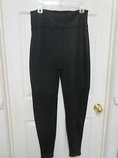 NU!!  ASSETS Red Hot Label by Spanx BLACK Leggings  Size 1X Hi Waist