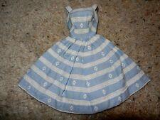 1960'S VINTAGE BARBIE #969 SUBURBAN SHOPPER DRESS