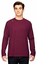Champion Men's, New Basic UV Protection, Long Sleeve Jersey T-Shirt, S-3XL, T390