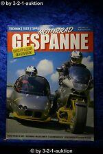 Motorrad Gespanne Nr.85 1/05 BMW K1200 Megacomete