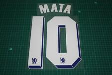 Chelsea 11/12 #10 MATA UEFA Chaimpons League / FA Cup Final Nameset Printing