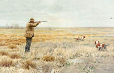A B Frost Hunter Shooter 2 Hunting Dogs
