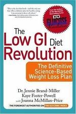The Low GI Diet Revolution: The Definitive Science-Based Weight Loss Plan, Jenni