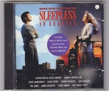 Sleepless In Seattle Original Motion Picture Soundtrack audio Music CD
