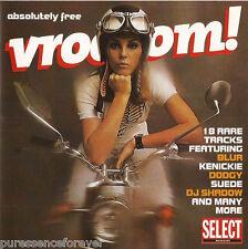 V/A - Vrooom! Motorcycle Loveliness (UK 18 Trk CD Album) (Select Magazine)