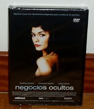 NEGOCIOS OCULTOS-DIRTY PRETTY THINGS-DVD-NUEVO-PRECINTADO-NEW-SEALED-THRILLER
