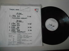 "LP pop Kay Frances-I can do 12"" (4 chanson) testpress/promo signifiant"