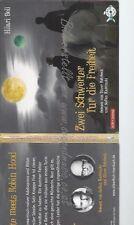 CD--HILARI BELL UND OLIVER ROHRBECK--ZWEI SCHWERTER FÜR DIE FREIHEIT: 4 CDS23.