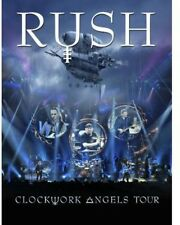 Rush: Clockwork Angels Tour [2 Discs] (2013, DVD NIEUW)2 DISC SET