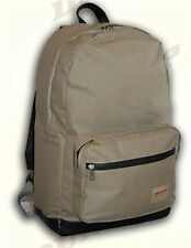 DUNLOP OFFICIAL KHAKI LAPTOP MP3 SPORTS GYM SCHOOL BAG BACKPACK RUCKSACK NEW