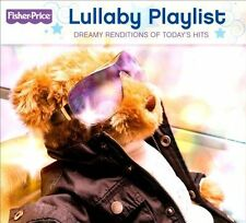 Lullaby Playlist [Digipak] CD 2010 Fisher-Price Coldplay John Mayer 5 Fighting