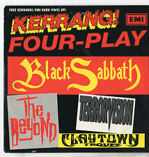 """Black Sabbath - After All 7"""" Ep 1992 / And Others"""