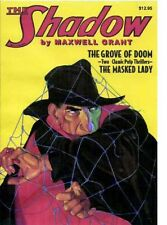The Shadow #14 The Grove of Doom & The Masked Lady Sanctum PB Maxwell Grant
