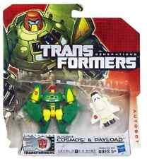TRANSFORMERS GENERATION LEGENDS FIGURE 30TH ANNIVERSARY COSMOS & PAYLOAD