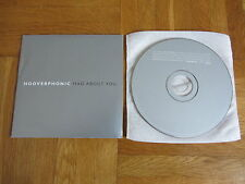 HOOVERPHONIC Mad About You 2000 EUROPEAN collectors CD single