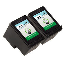 2PK HP 61 Ink Cartridge CH561WN - Deskjet 1000 Deskjet 1050 Deskjet 2050 Printer