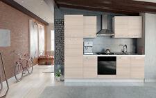 Cucina come foto completa di elettrodomestici 25560 L255h216p60cm