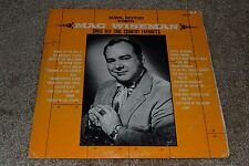 Mac Wiseman Sings Old Time Country Favorites~Rural Rhythm RRMW 158~FAST SHIPPING