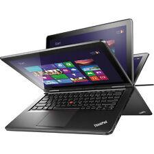 """Lenovo ThinkPad S1 Yoga 12.5"""" 2-in-1 Laptop - i5 4300U, 180GB SSD, 4GB DDR3L"""
