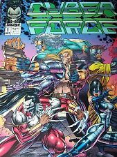 Cyber Force (1992) 1 2 3 4 CyberForce (1993) 1 - 23 A1 + more *FREE US PRIORITY*