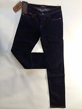Dark Blue Zilli Classic Men's Jeans  Size 38  New Made in France