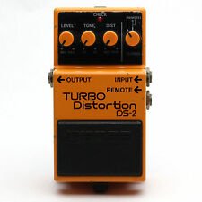 Pots Scratchy: BOSS DS-2 TURBO Distortion Guitar Effect Pedal