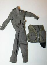"1/6 Scale female pilot uniform and vest use with  12"" figure 16th scale"