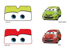 Hot Disney Pixar Cars Lightning McQueen Front Car Windshield Sun Shade 4 Colors