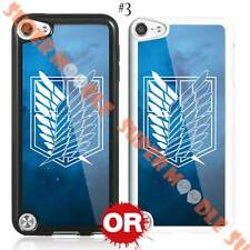 Attack on Titan Manga Anime Plastic Back Cover Case for  Apple iPod Touch iTouch