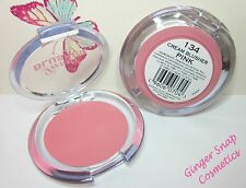 Laval Cream Blusher Compact 7g - PINK (134) A Lovely Dusky Rose/Baby Pink NEW
