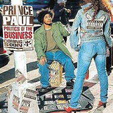Politics of the Business 2003 by Prince Paul (Disc Only)