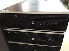 HP Compaq Elite 8200 - Core i3 2120 3.3 GHz - 4 GB RAM DD3 - 250 GB HDD