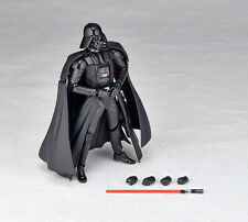 Star Wars Darth Vader Action Figure Kaiyodo Revoltech SCI-FI 001 New No Box