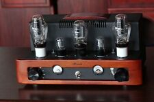 RIVALS Classic Wood Single-ended Class A PSVANE 300B tube amplifier 8Wx2